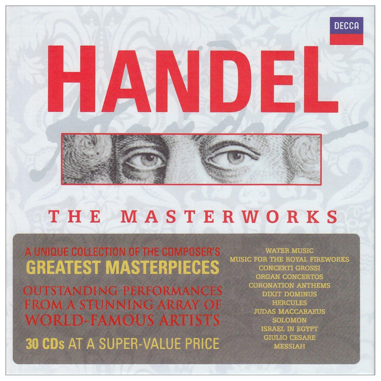 Handel: The Masterworks by Decca