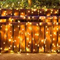 Squoti 105-Feet/30M 300-LED Fairy String Lights