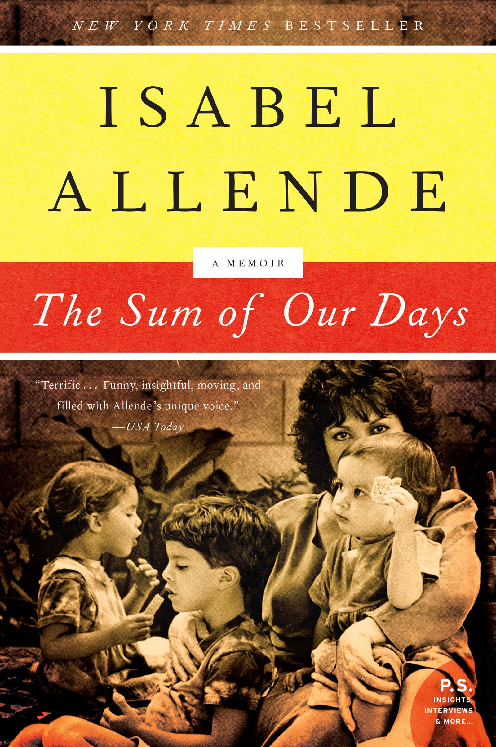 The Sum Of Our Days  A Memoir  English Edition