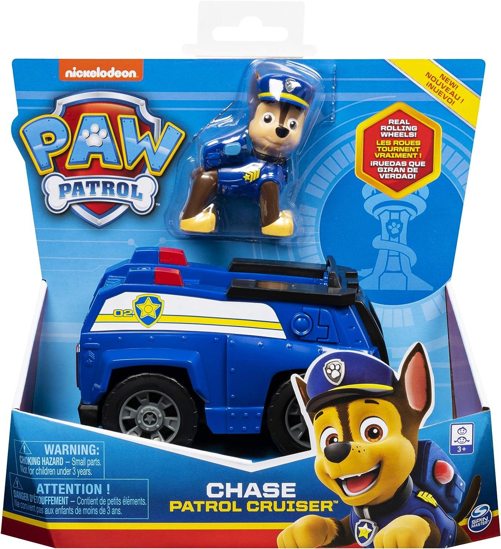 Paw Patrol Veicolo della Polizia di Chase, dai 3 Anni 6056845