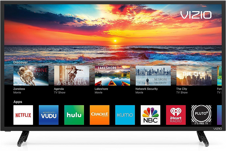 """VIZIO 40/"""" Class SmartCast D-Series FHD 1080P Smart Full-Array LED HD TV D40f-F1"""