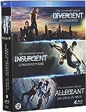 Divergente - L Insurrection - Au Dela du Mur- Coffret [Blu-ray]