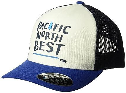 Amazon.com  Outdoor Research Pacific North Best Trucker Cap 8e21e7abc332