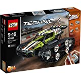 LEGO RC Tracked RAcer Play set