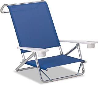 product image for Telescope Casual M54135D02 Original Mini-Sun Chaise, Cobalt/Blue, 2 Pack