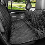 Pet Seat Cover – Adjustable, Heavy Duty, Waterproof Hammock Seat Covers for Dogs - Breathable, Non-Slip Car Bench Protector