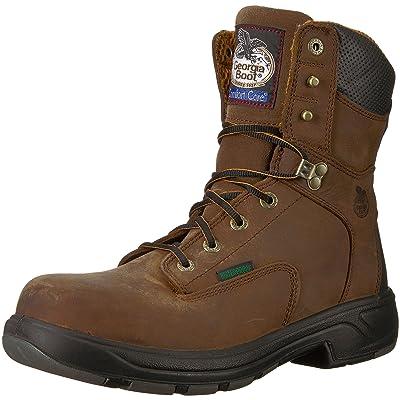 Georgia Men's G9644 Mid Calf Boot | Industrial & Construction Boots
