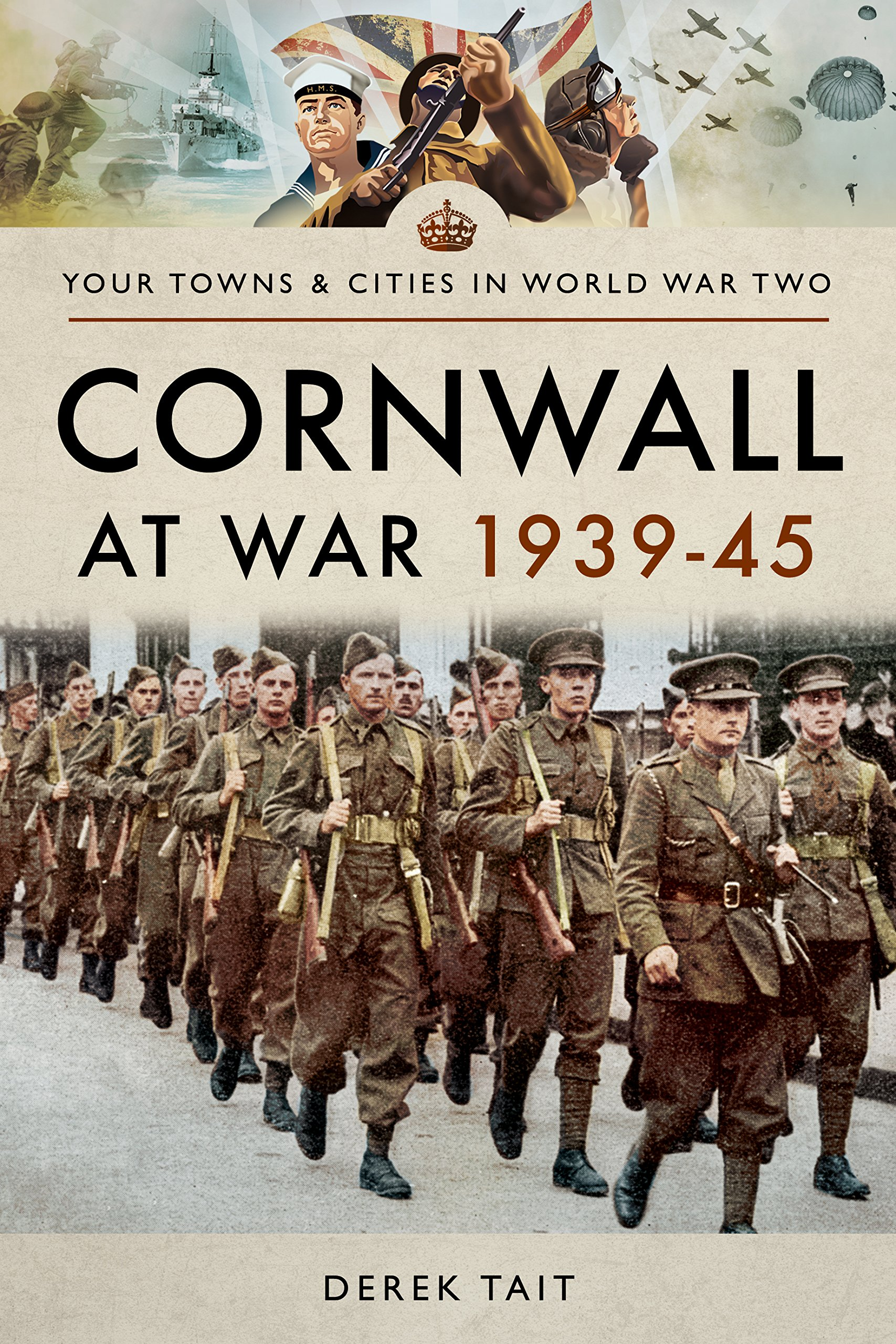 Download Cornwall at War 1939–45 PDF Text fb2 ebook