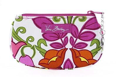 Amazon.com  Vera Bradley Clip Zip ID in Lilli Bell  Vera Bradley  Shoes 76d9e6fa08350