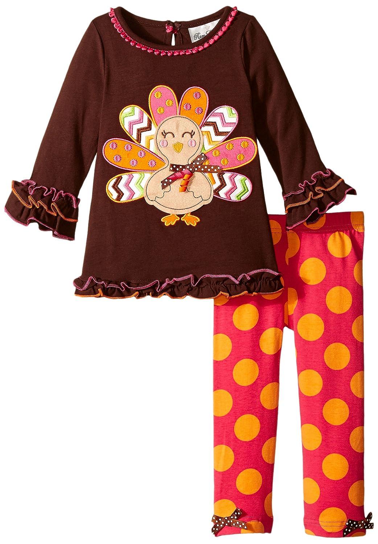 最高の品質 Rare Editions赤ちゃんベビー女の子トルコアップリケレギンスセット 18 Months 18 Months B00XHCE4AU ブラウン/マルチ B00XHCE4AU, 大川家具@OHKAWAKAGU:361fb06b --- a0267596.xsph.ru