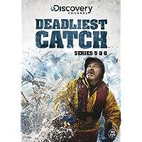 Deadliest Catch: Series 5 And 6 [DVD]