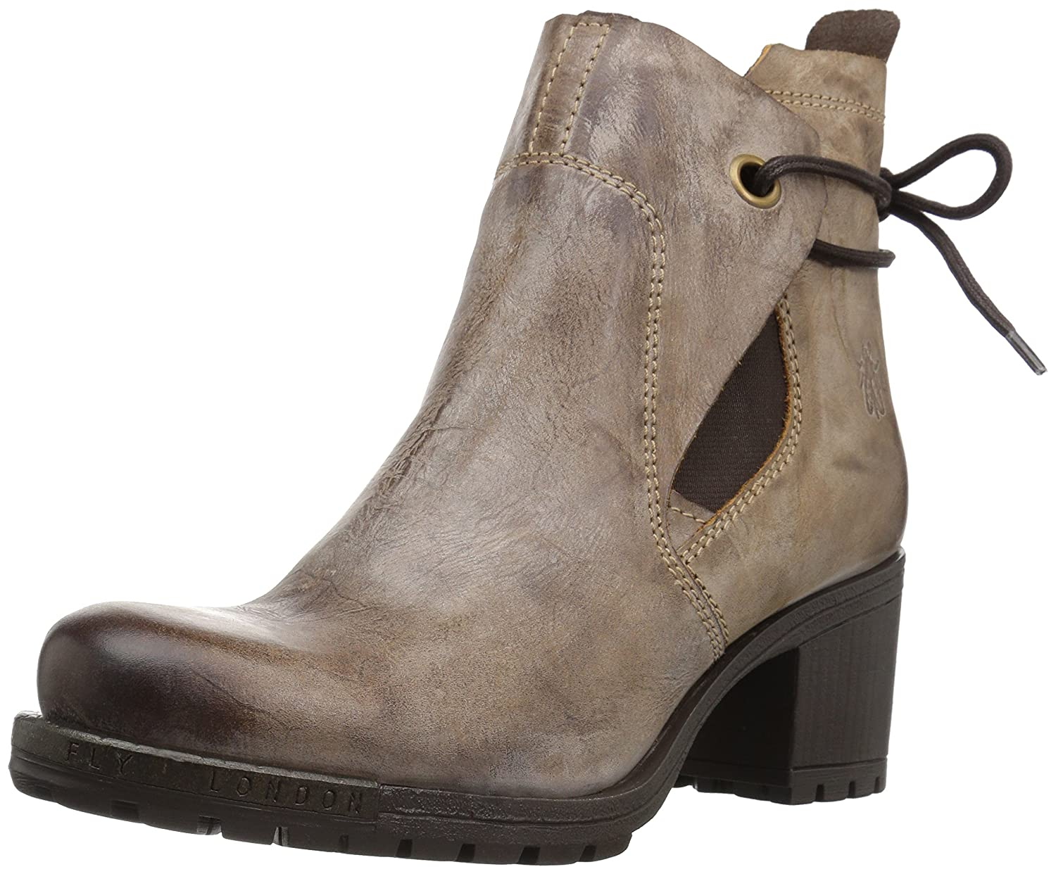 FLY London Women's Luxe048fly Fashion Boot B06WWH8ZPK 36 M EU (5.5-6 US)|Brown Alvito