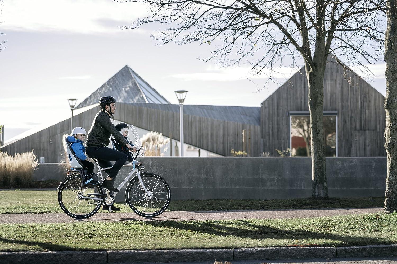 Thule Unisex Baby Delantero Ange brachter NeXXt Mini Bicicleta Infantil Asiento Ligero