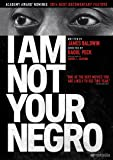 I Am Not Your Negro [DVD] [Import]