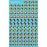 Trend Enterprises Perky Penguins Super Shapes Stickers (800 Piece)