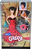 """Barbie Year 2008 Pink Label Collector 30 Years """"GREASE"""" Anniversary 12 Inch Doll Set - RIZZO in """"Dance-Off"""" Scene with Red Sleeveless Dress, Musical Doll Stand and Certificate of Authenticity (M3255)"""