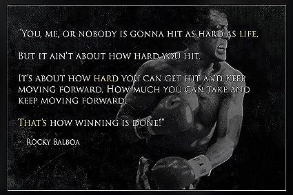 Rocky Balboa Quotes Amazon.com: