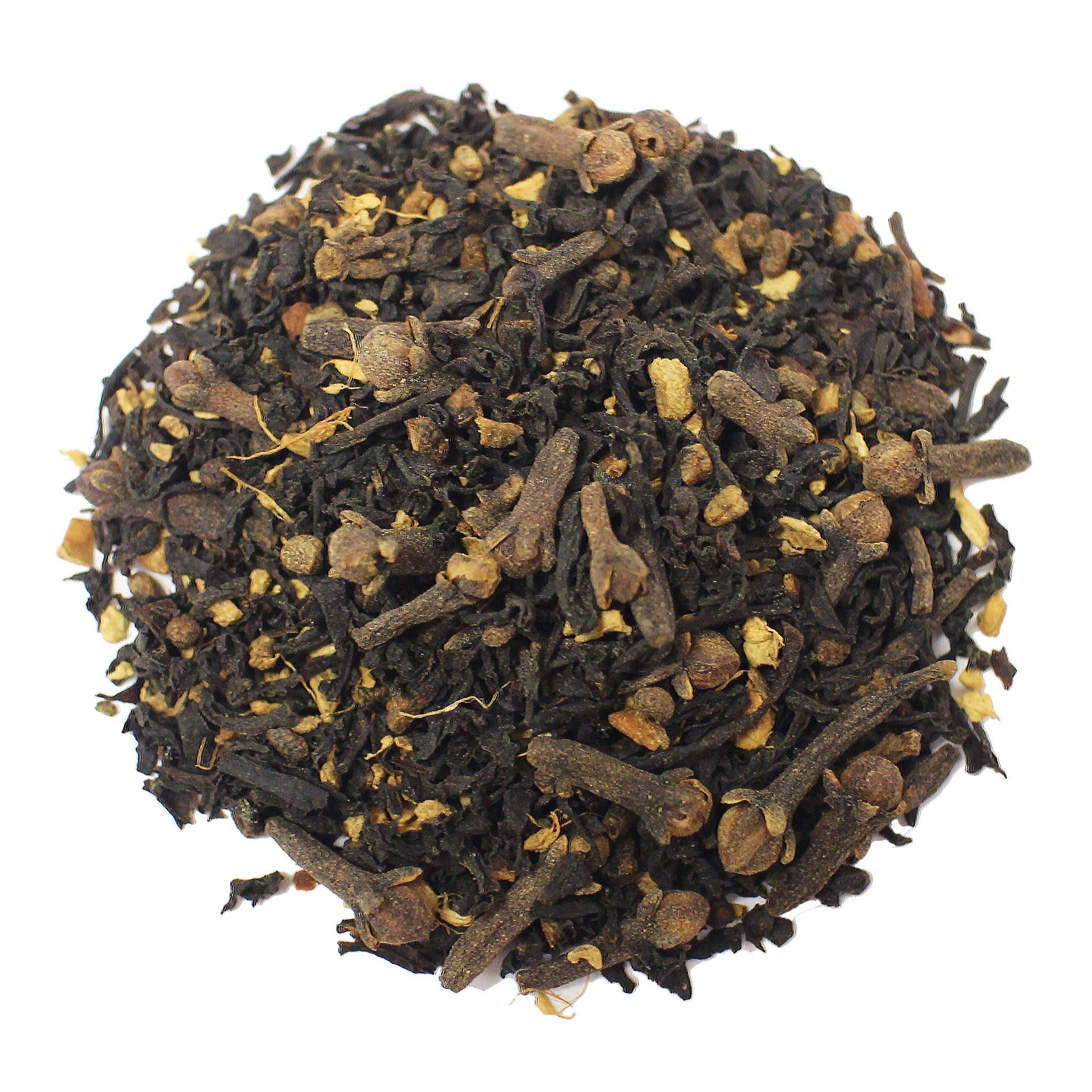 The Tea Farm - Masala Chai Tea - Loose Leaf Black Tea (16 Ounce Bag) by The Tea Farm