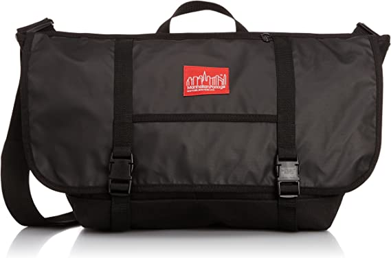 Manhattan Portage Large NY Minute Messenger Bag