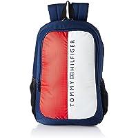 Tommy Hilfiger 19.53 Ltrs Navy Laptop Backpack (TH/BIKOL08HRP)