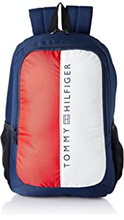 086b2b96 Tommy Hilfiger Fashionare 28.5 Ltrs Grey Casual Backpack (TH ...