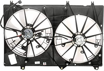 Engine Cooling Fan Assembly Dorman 620-843
