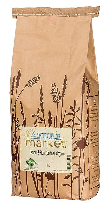 Azure Mercado orgánicos Kamut UNIFINE Harina, non-gmo ...
