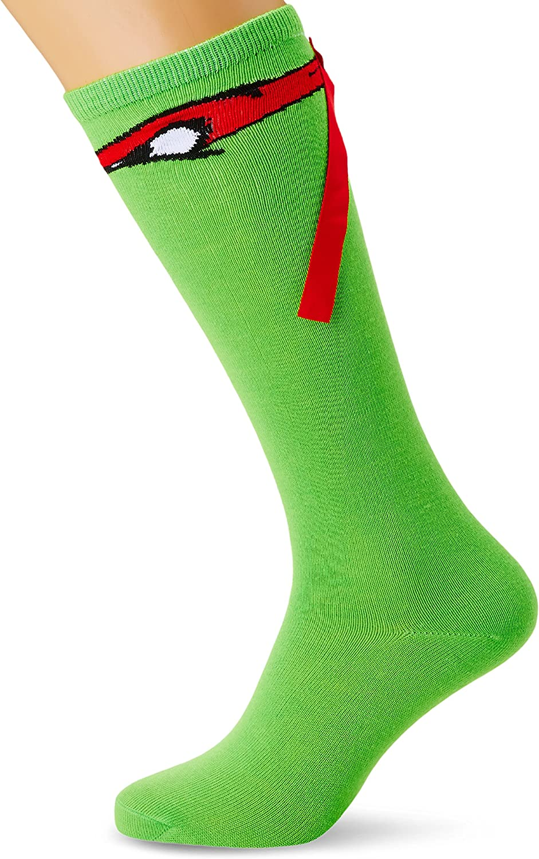 Bioworld - Calcetines disfraz Tortugas ninja a partir de 5 años ...