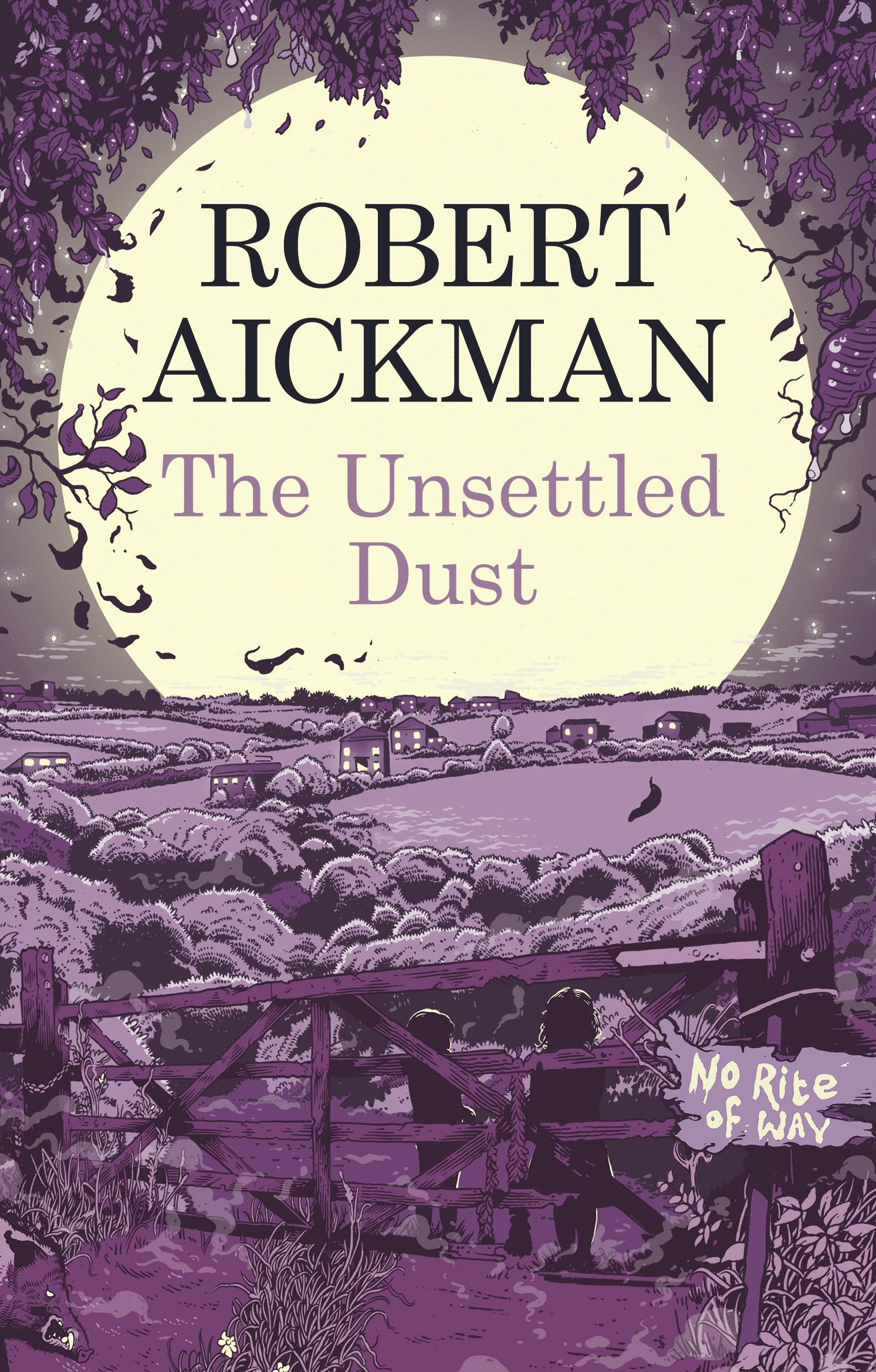 The Unsettled Dust PDF