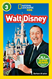 National Geographic Readers: Walt Disney (L3) (Readers Bios)