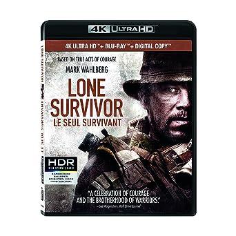 Lone Survivor [4K Ultra HD + Blu-ray + Digital Copy]: Amazon ca