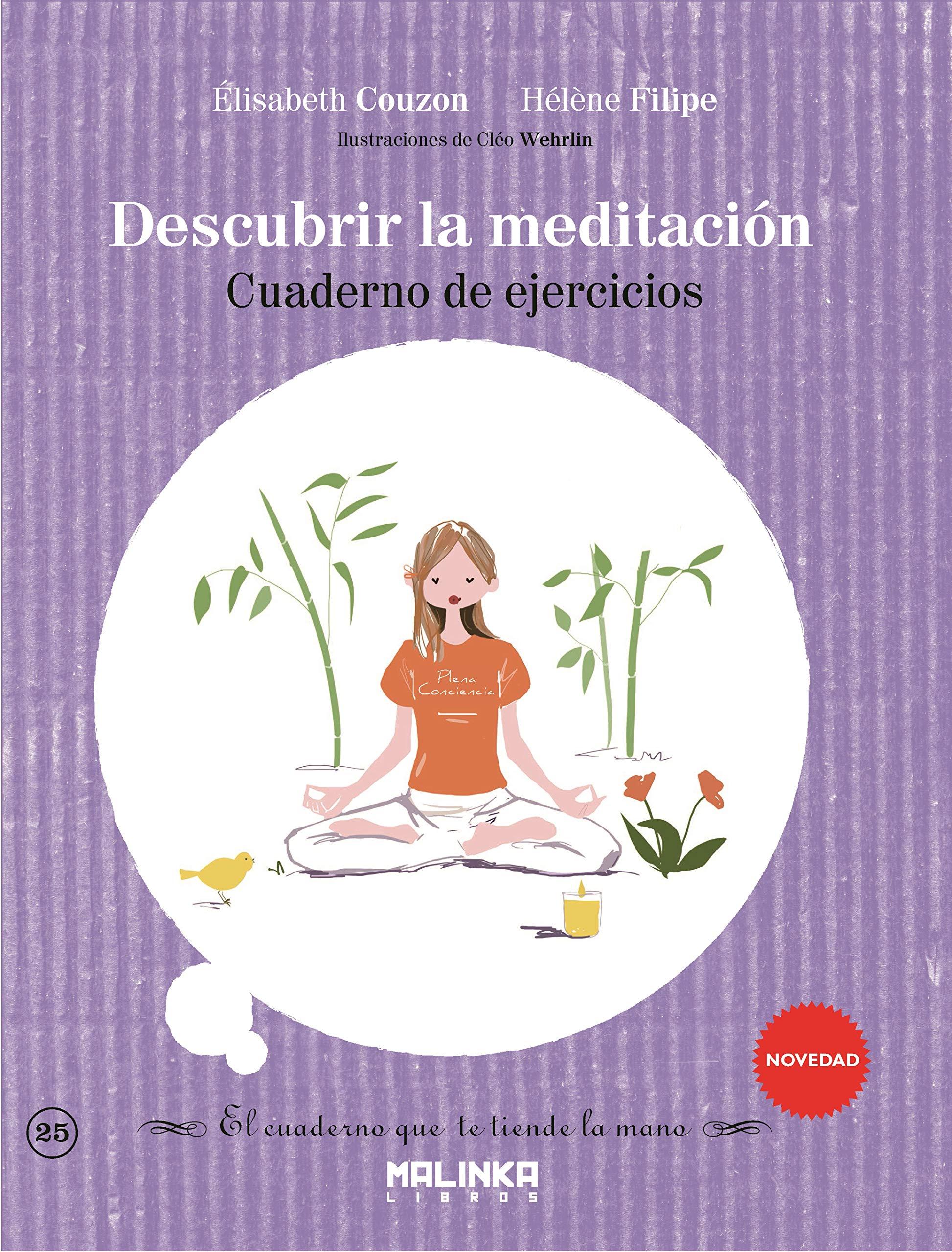 DESCUBRIR LA MEDITACION, CUADERNO DE E: ELISABETH COUZON ...