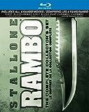 Rambo: The Complete Collector's Set / Rambo: Le coffret de la collection complète (Bilingue) [Blu-ray] (Bilingual)
