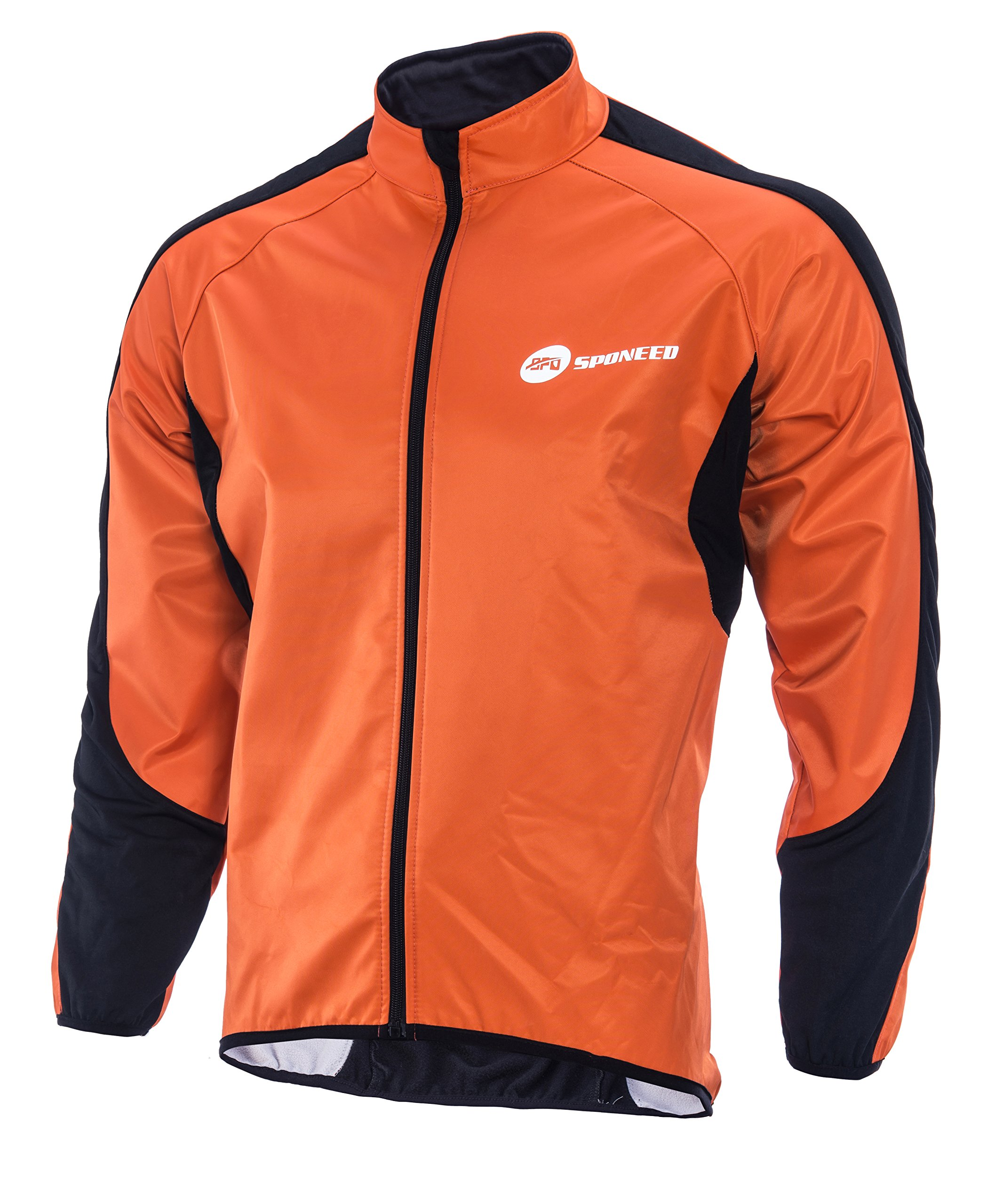 a10570b69 sponeed Men s Wind Jackets Cycling Fleece Coat Shirts Winter Windproof  Thermal Bicycle Bike Clothes product image
