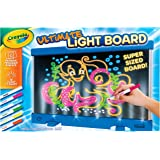 Crayola Ultimate Light Board Blue, Drawing Tablet, Amazon for Kids, Age 6, 7, 8, 9