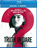 Truth or Dare (Blu-ray + digital download) [2018] [Region Free]