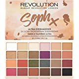 MAKEUP REVOLUTION - Soph X - Ultra Eyeshadow Palette