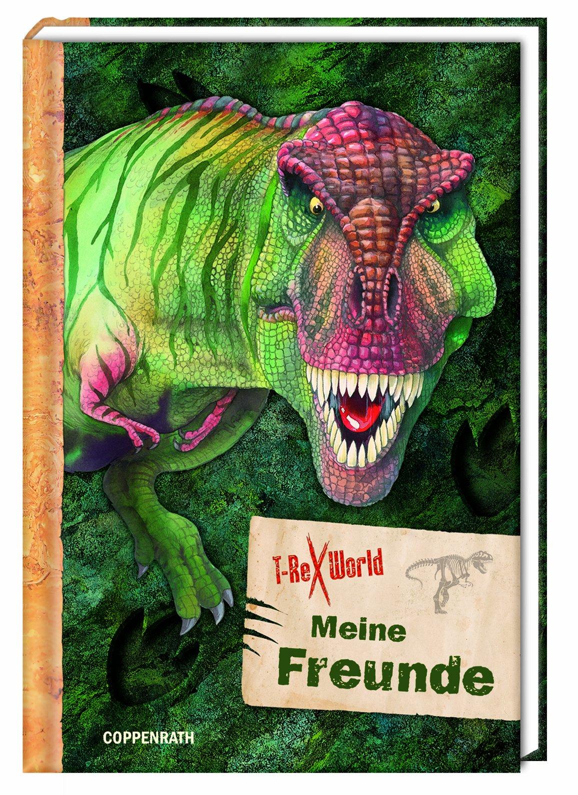 T-Rex World - Meine Freunde