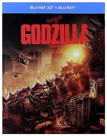 Godzilla Blu-Ray + Blu-Ray 3D Region B IMPORT No hay versión ...