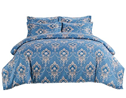 b6df4d2a684d Image Unavailable. Image not available for. Color: DelbouTree Microfiber Bedding  Set ...