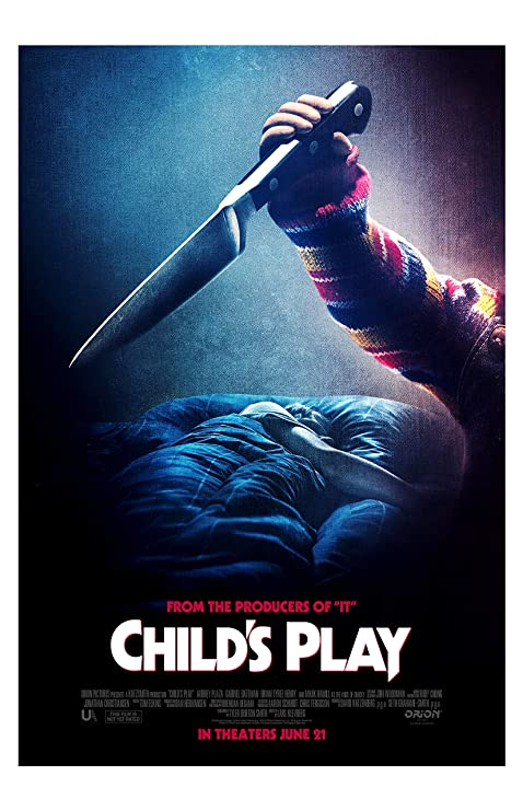 October 28th: Child's Play (2019) – 31 Horror Movies