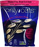 Only Oats Pure Gluten Free Steel Cut Oats, 1Kg