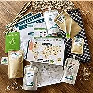 Eat2Explore Subscription Box - Explore the World Through Food/Box Includes 3 Kid-Friendly Recipes, Shopping Li