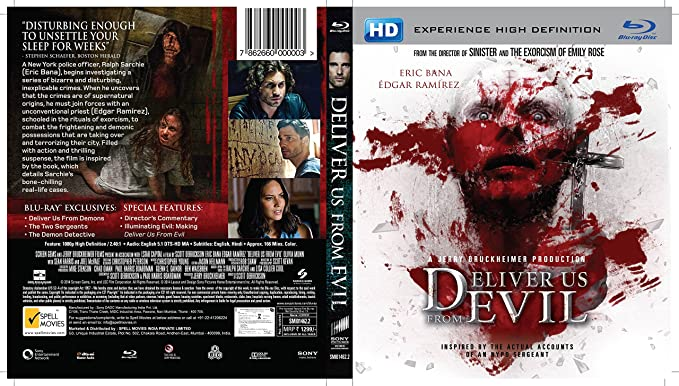 13bc6164f75 Amazon.in: Buy Deliver Us from Evil DVD, Blu-ray Online at Best ...