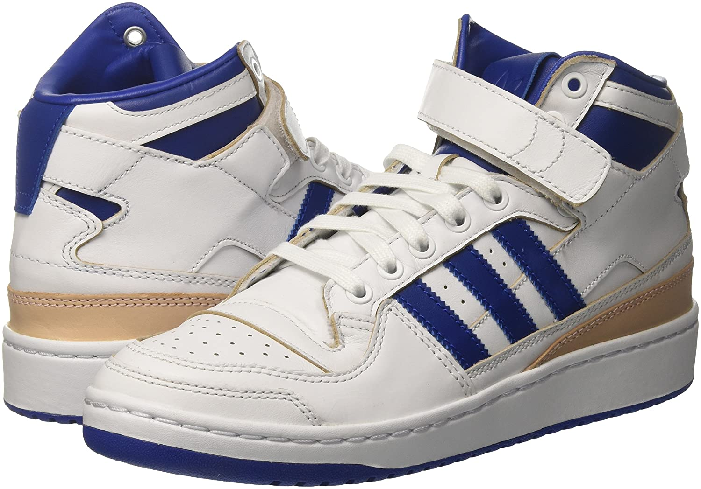 adidas Forum Mid (Wrap), Zapatillas de Gimnasia Unisex para Niños: Amazon.es: Zapatos y complementos