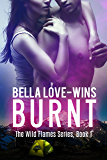BURNT: A New Adult Romantic Suspense (The Wild Flames Series Book 1)