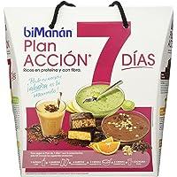 biManán - Plan Acción 7 días - Ricos en Proteína y con Fibra 855 g