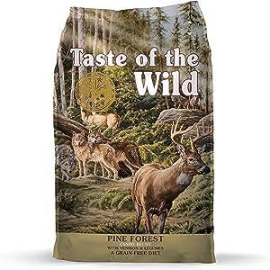 Taste of the Wild - Pine Forest Formula Dog Food