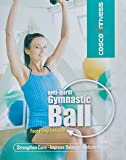 Cosco Anti Burst Gym Ball with Foot Pump