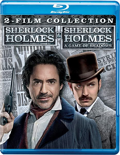 Amazon in: Buy Sherlock Holmes 2 Movies Collection: Sherlock Homes +